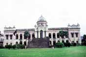 Colonial building at Dhaka. It is museum now. Bangladesh.