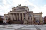 Konzerthaus (Concert Hall). Berlin. Germany.