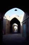 Bazaar at Yazd town. Iran.