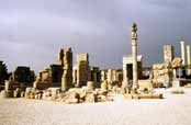 Ancient city of Persepolis (Takht-e Jamshid). Iran.
