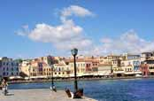 Hania. Crete. Greece.