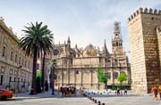 Cathedral, Sevilla. Spain.