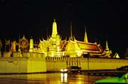 Royal palace at Bangkok. Thailand.