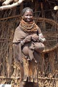 Bume woman. South,  Ethiopia.