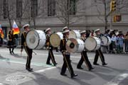 St. Patrick's Day, Manhattan, New York. United States of America.