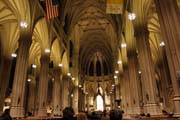 St. Patrick's Cathedral, Manhattan, New York. United States of America.