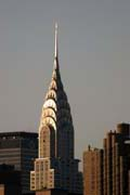 Chrysler Building, Lower Manhattan, New York. United States of America.