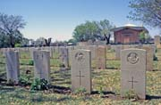 World War Two cemetery. Khartoum (Central). Sudan.