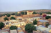 View to Bakel town. Senegal.