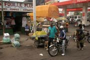 Douala is the largest city and the commercial capital of the country. Cameroon.