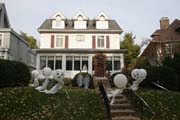 Halloween decoration, Minnesota. United States of America.