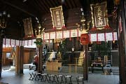 Kushida shrine at at Fukuoka city. Japan.