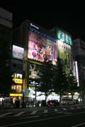 Akihabara district - place is major shopping area for electronic, computer and anime (mostly manga). Tokyo. Japan.