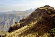 Simien mountains. Ethiopia.