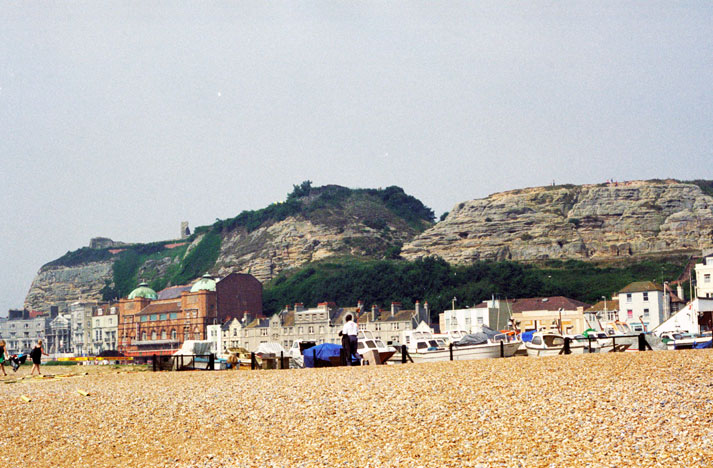Hastings. Great Britain.