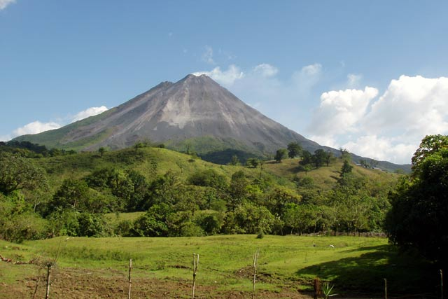 Firemountain Arenal. Costa Rica.