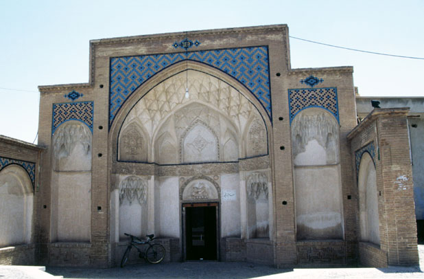 Traditional house Khan-e Borujerdi. Kashan. Iran.