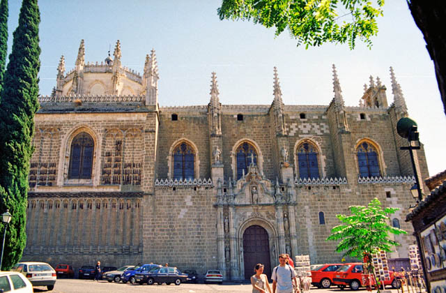 Cathedral, Toledo. Spain.