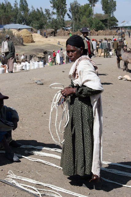 Market, south of Addis Abbeba. South,  Ethiopia.