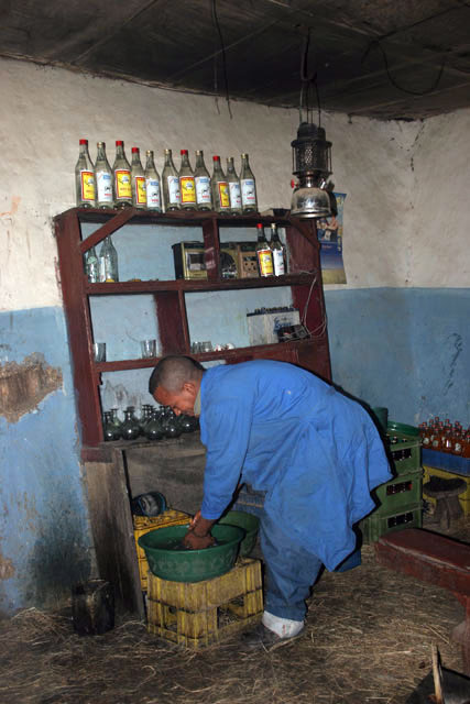 Bar, south of Addis Abbeba. South,  Ethiopia.