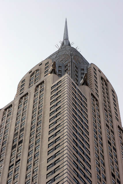Chrysler Building, Manhattan, New York. United States of America.