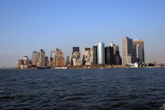 Lower Manhattan, New York. United States of America.