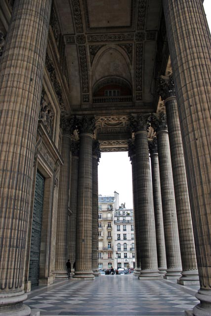 Pantheon, Paris. France.