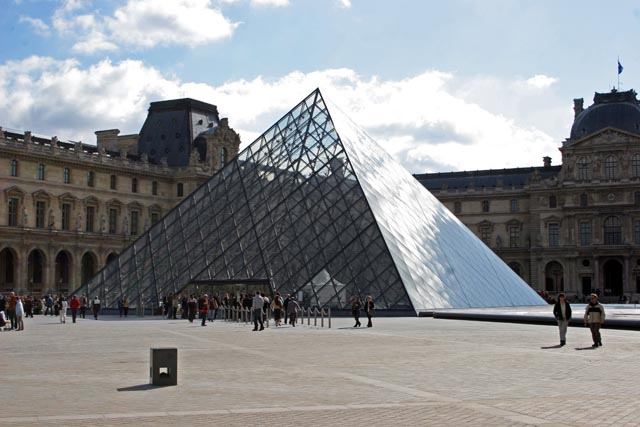 Louvre, Paris. France.