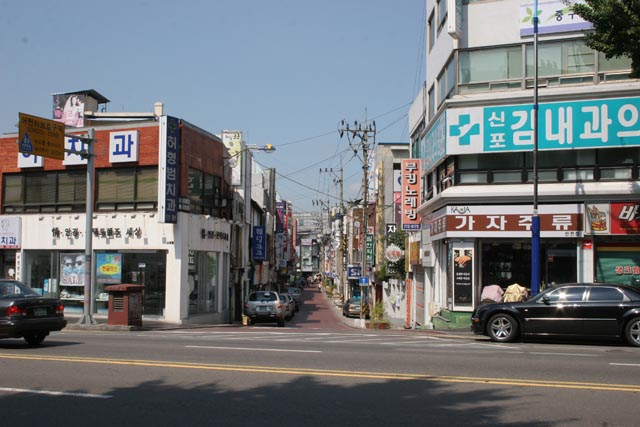 Incheon. South Korea.