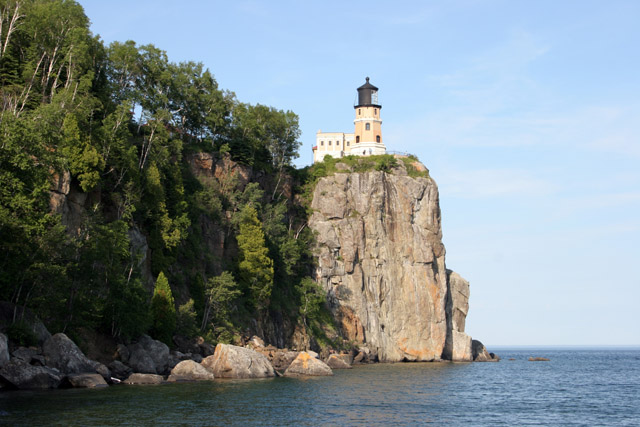 Split Rock Lighthouse, North Shore, Minnesota. United States of America.