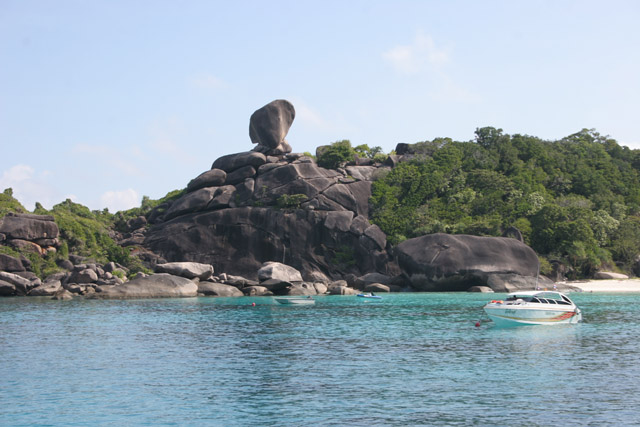 Similan Islands. Thailand.
